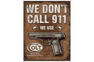 Gun Posters, Catalogs & Flyers