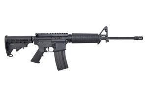 Semi Auto Rifles