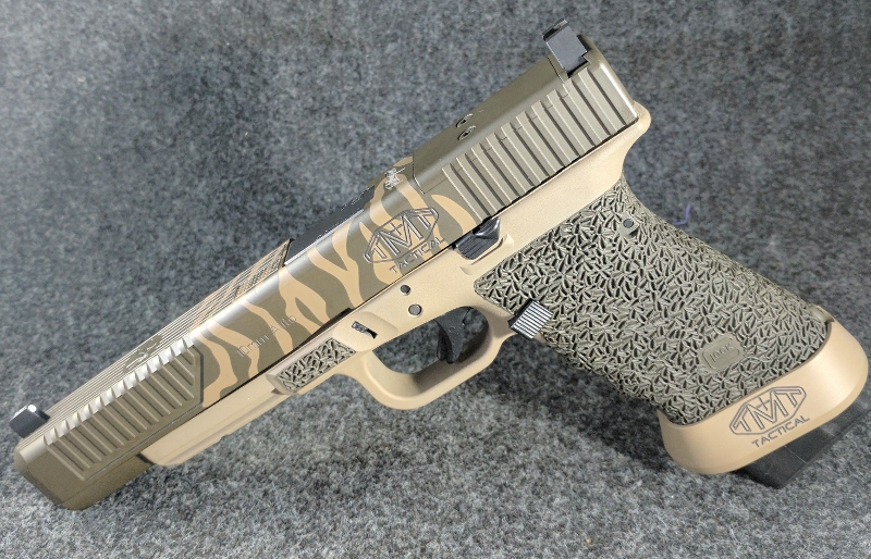Nuge Tmt Tactical Glock 40 10mm Auction Armory