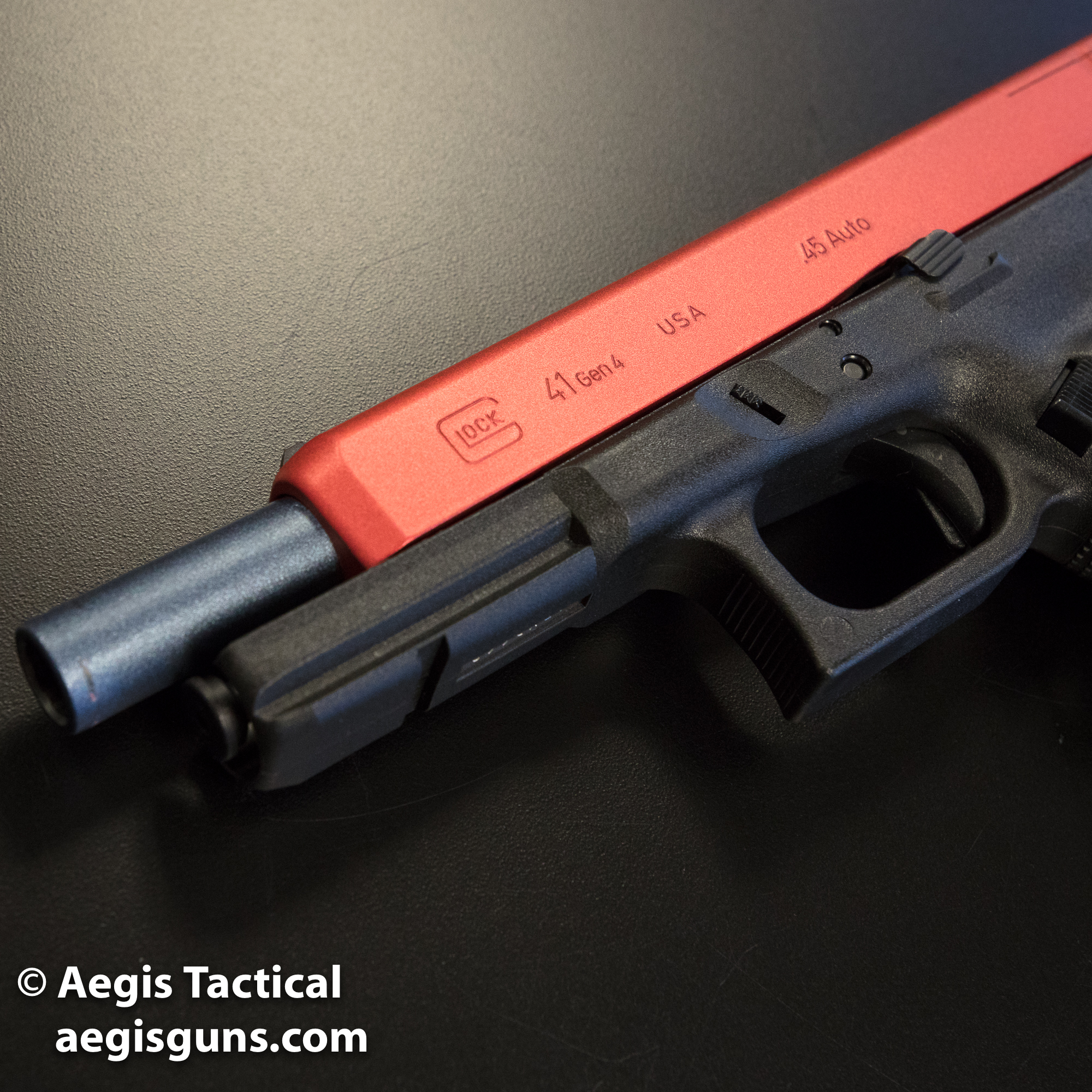 Exclusive Glock 41 Gen4 MOS | Auction Armory