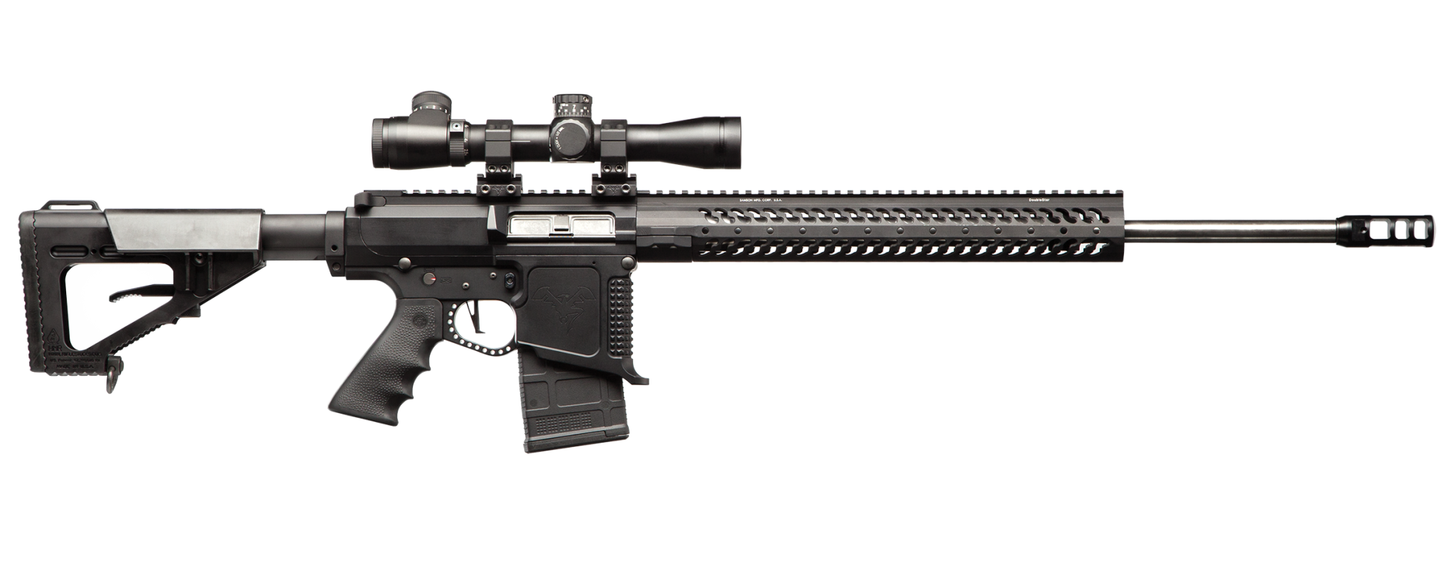 DoubleStar Debuts STAR10-BX™ Rifle