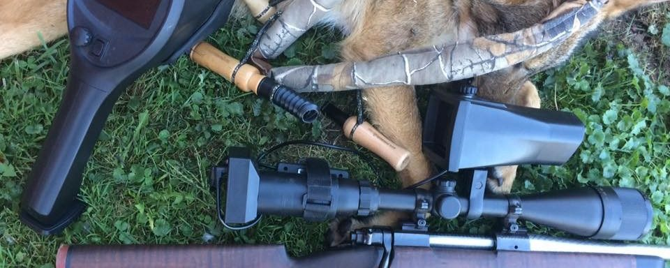 Meet Sheri Baity, NiteSite Pro Staffer and Renowned Coyote Hunter