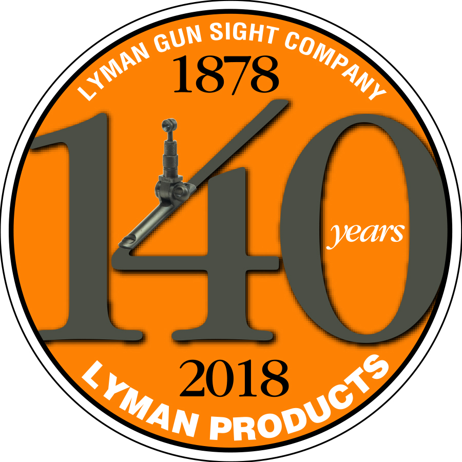 Lyman® Products Celebrates 140th Anniversary with Commemorative