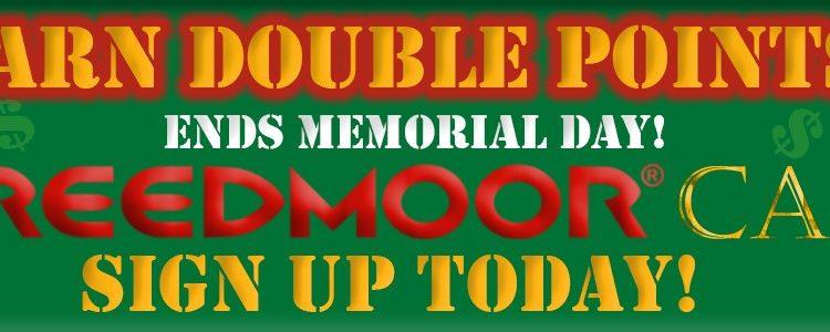 Memorial Day Weekend Sale at Creedmoor Sports