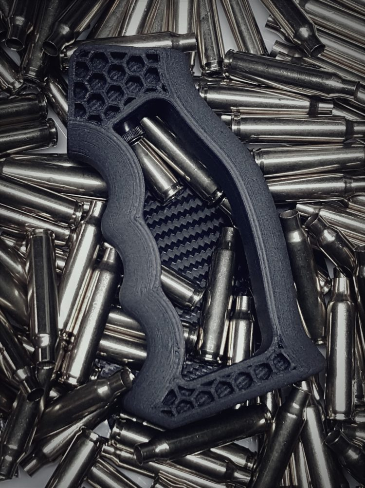 Check out Future Forged grips. Lightest grips on the market! http://www.futureforged.com 20171102_01
