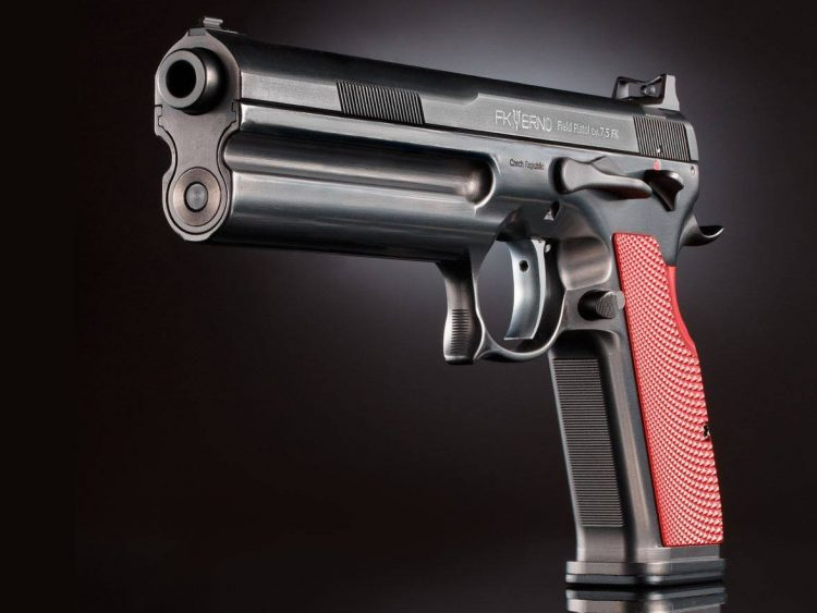 Hot looking new gun Fkbrno