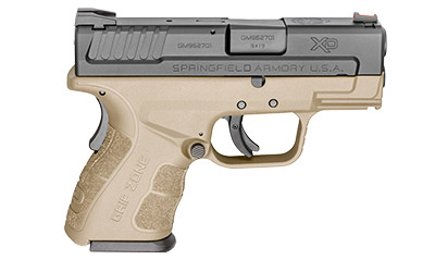Springfield Armory XD-Mod.2 9mm