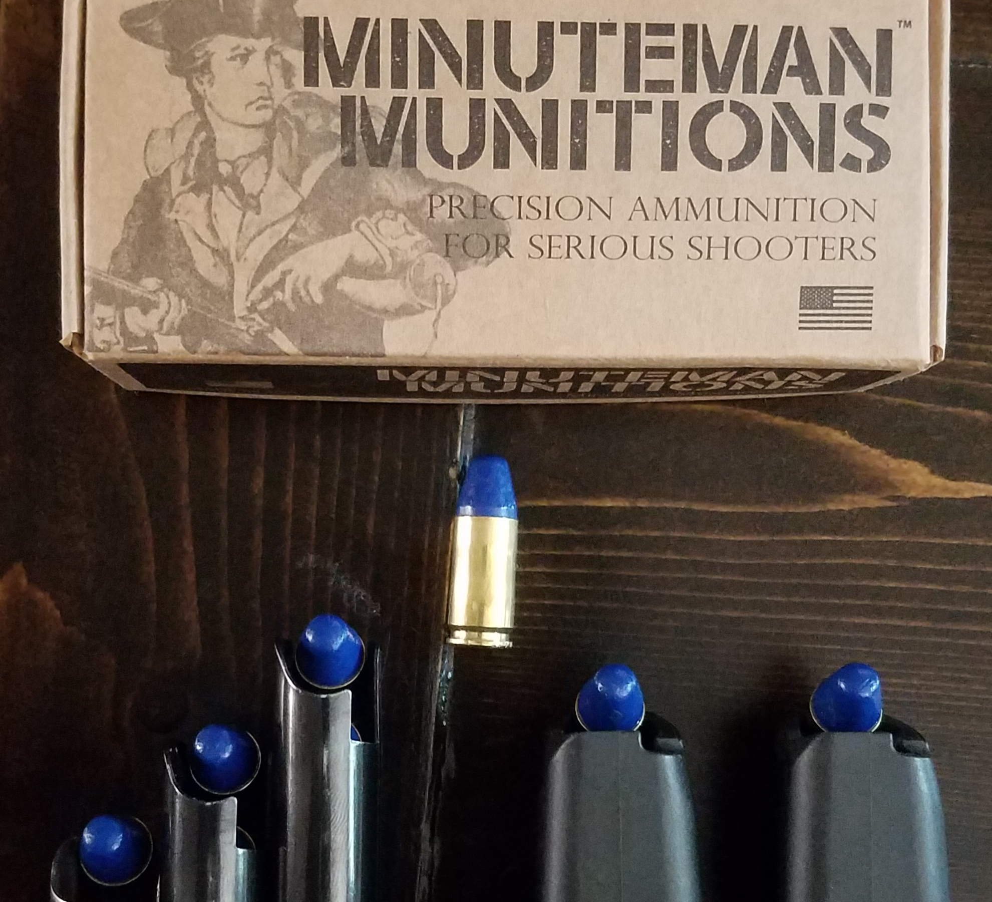 Minuteman Munitions: An Unscientific Review | Auction Armory