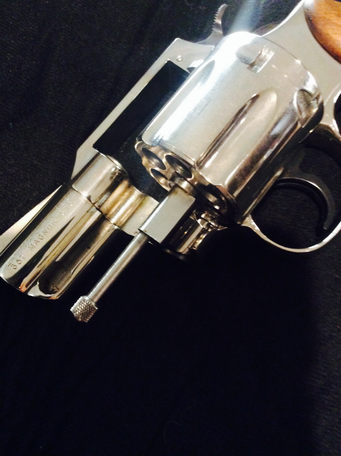 Colt Lawman MKIII .357. 2inch barrel. Excellent condition. Manufactured in 1973. $1,200 Located In S