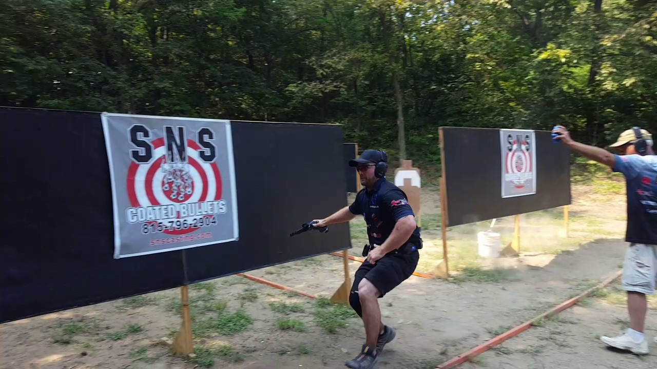John Vlieger, Shell Shock Technologies Sponsored Shooter, Wins High Open, High Overall at 2018 Illinois Sectional