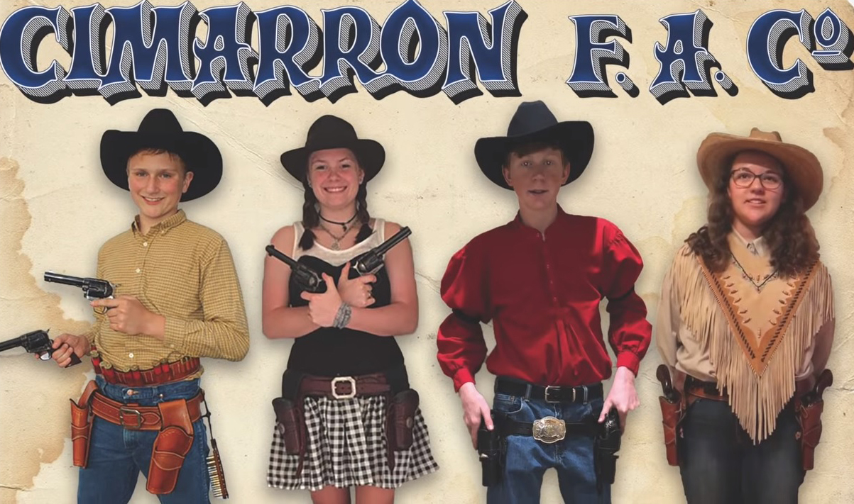 """Cimarron Firearms Proudly Announce the """"Young Guns"""" of 2018"""