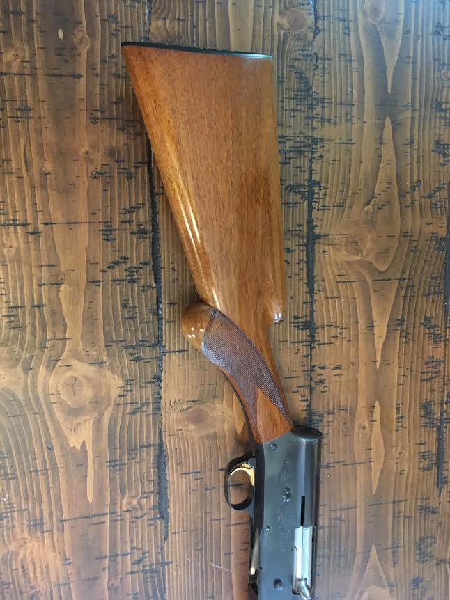 I have a Belgium made 1963 Browning 12 gauge with a 30 inch barrel. Condition is rated 98% by Cabela