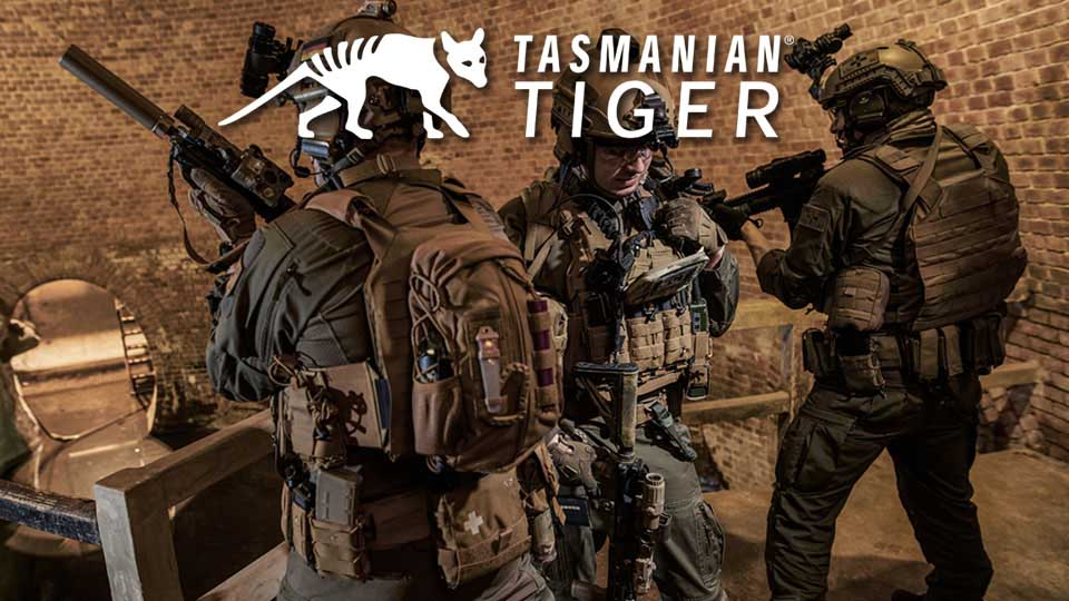 PROFORCE EQUIPMENT Appointed Exclusive US Distributor for TASMANIAN TIGER®