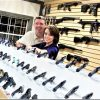 """How a Robbery and an Attempted Abduction Started The """"Best Gun Shop In The Galaxy."""""""