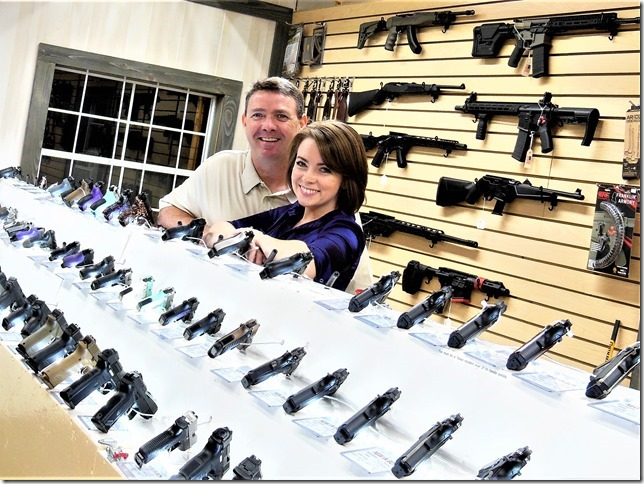 "How a Robbery and an Attempted Abduction Started The ""Best Gun Shop In The Galaxy."""