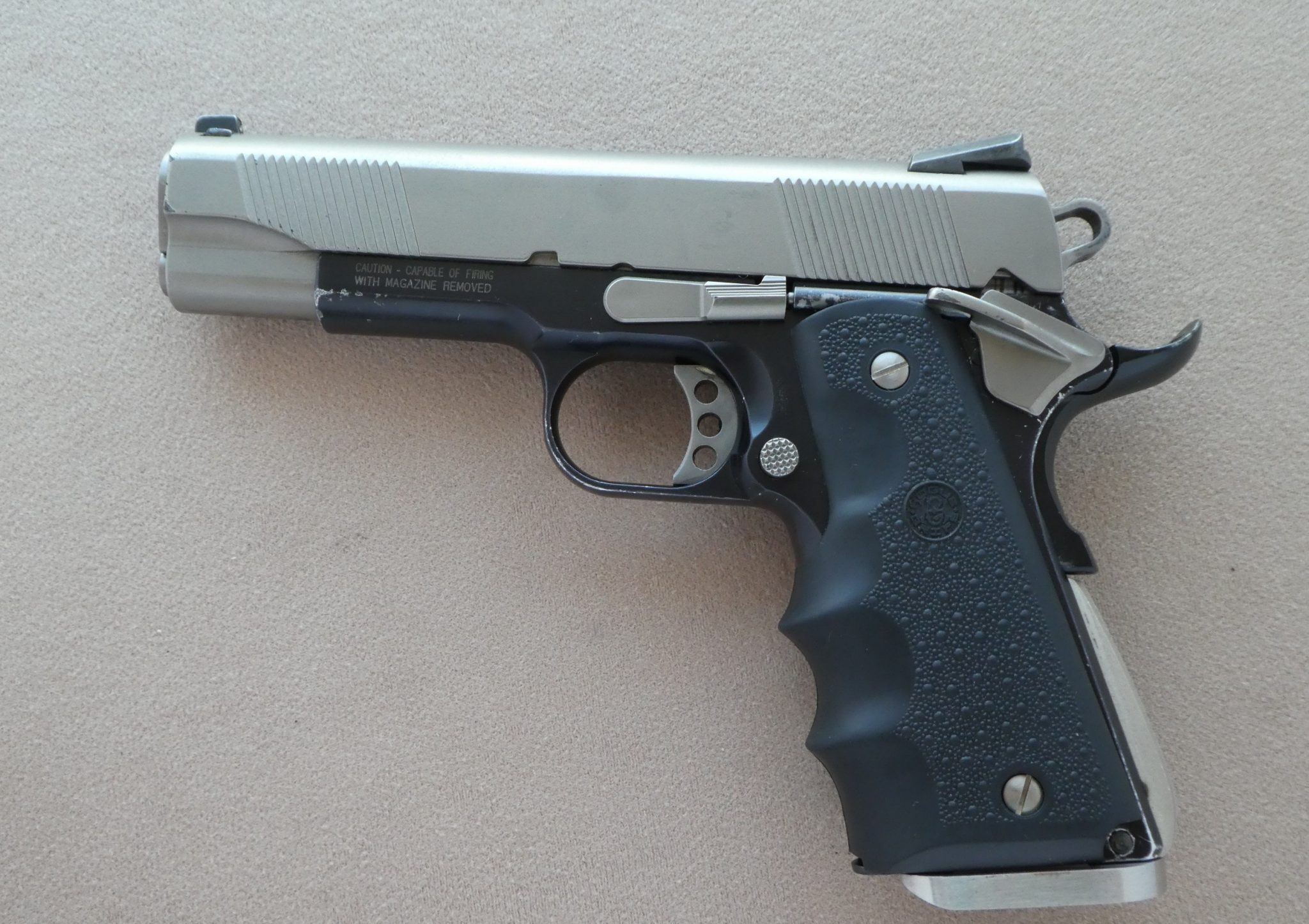 Smith-and-Wesson-Model-SW1911SC-Scandium-Frame-Commander-45-ACP-Perfect-Customized-Carry-1911_101102