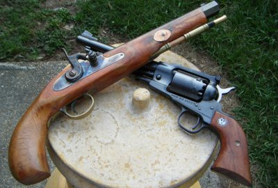 black powder guns auction armory