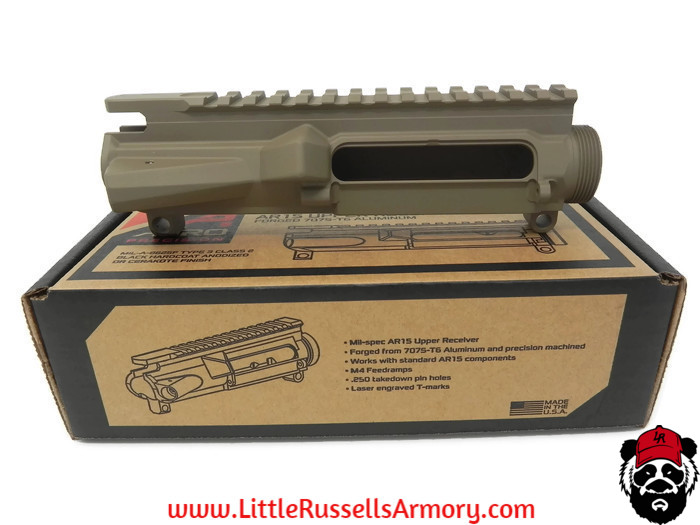 Cyber Monday Deal! One day only 11/26. FDE Aero Precision M4E1 Stripped Upper. $83.99 https://www.li