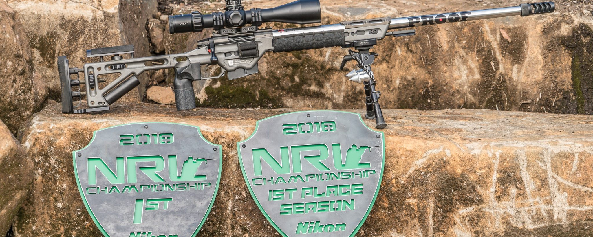 Long Range Shooting Champion Jon Pynch Closes out 2018 with Multiple Wins