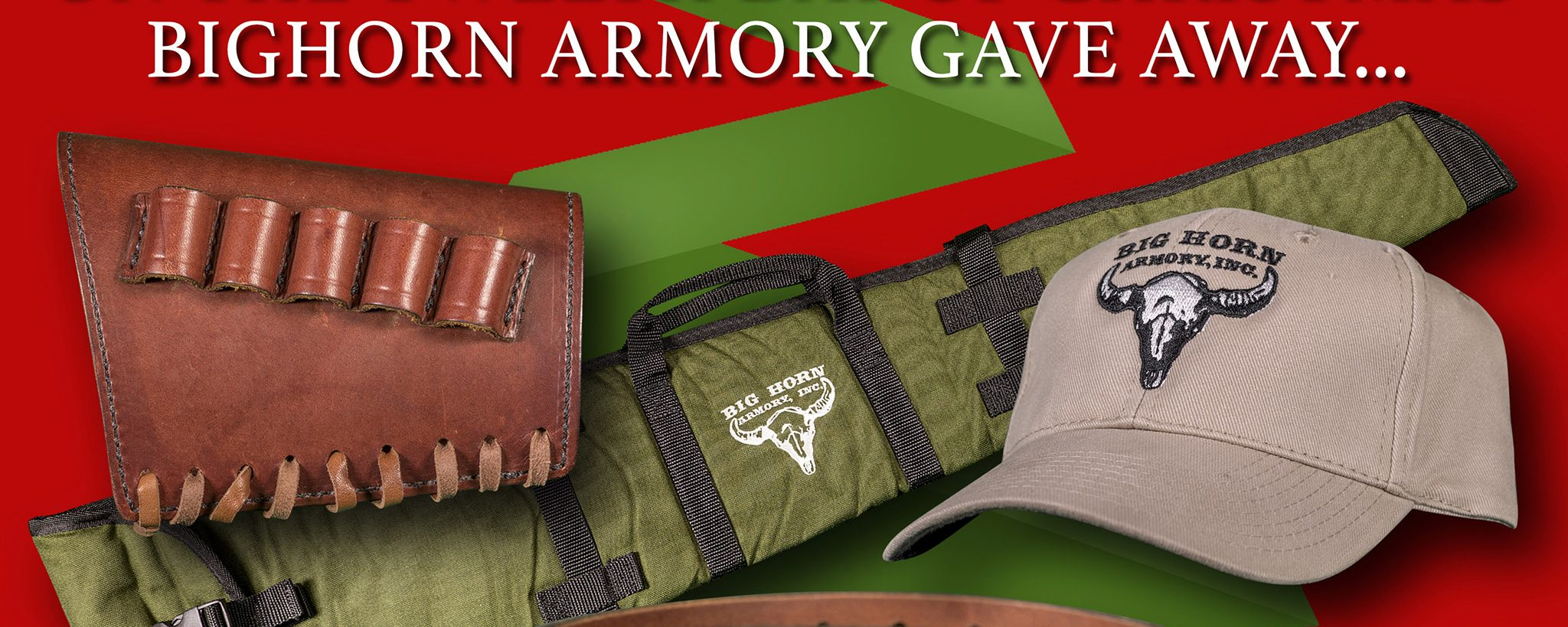 Big Horn Armory (BHA) Announces 12 Days of Christmas Giveaway