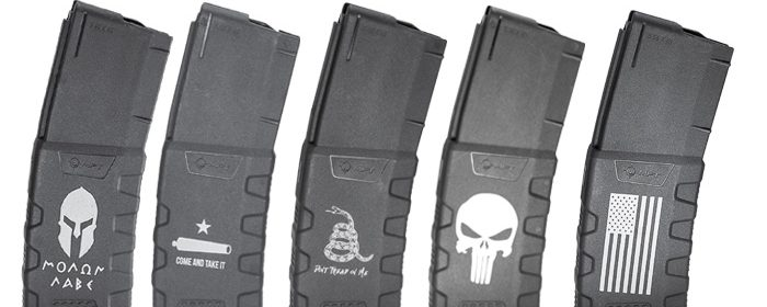 Mission First Tactical (MFT) Announce Exclusive Decorated Extreme Duty 5.56 Polymer Mag Through Academy Sports + Outdoors