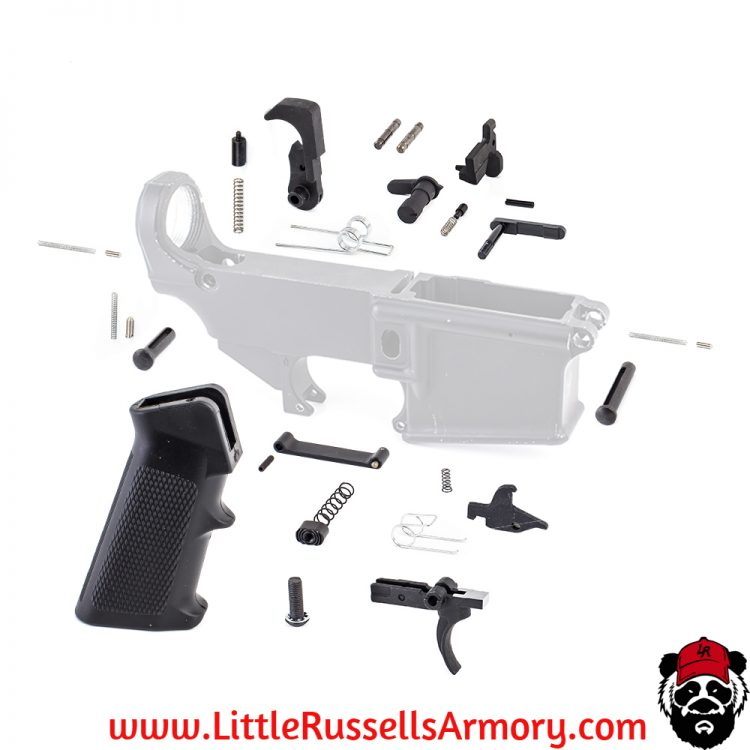 Ar15 Complete LPK Introductory pricing! $35.99 https://www.littlerussellsarmory.com/product-page/ar1