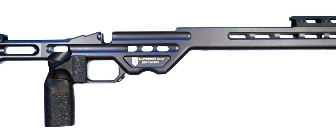 MasterPiece Arms (MPA) Unveils the MPA BA Enhanced Sniper Rifle (ESR) Chassis