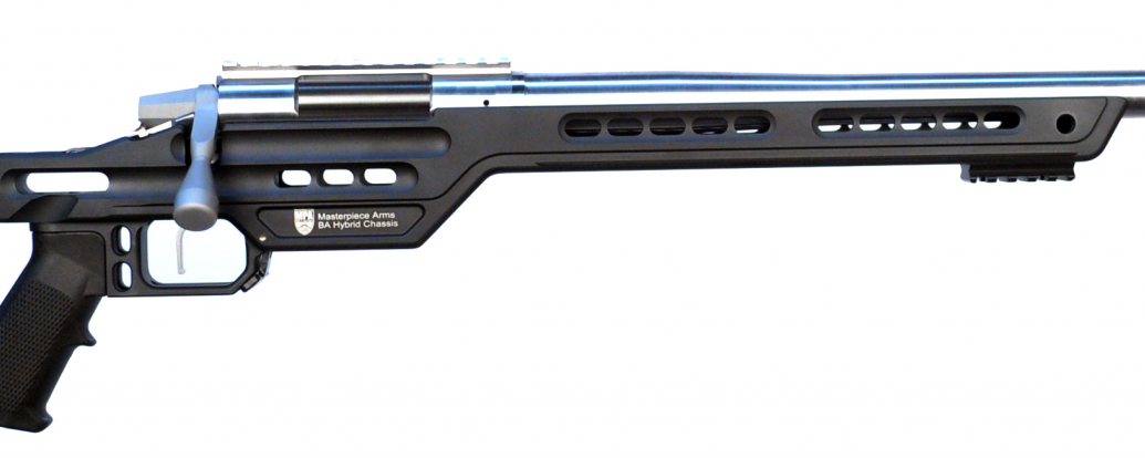 MasterPiece Arms (MPA) Introduces the MPA BA Precision Match Rifle (PMR) Competition Rifle