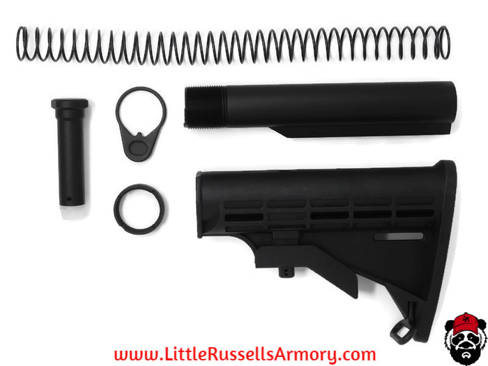 Ar15Buffer Stock Kit Introductory pricing! $24.99 https://www.littlerussellsarmory.com/product-page/