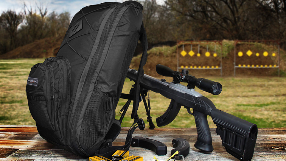 Copper Basin™ Highlights Third Generation Takedown Firearm Backpack and Introduces New Colors at SHOT Show 2019