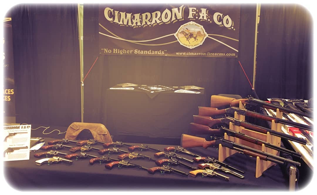 Saddle Up Them Ponies and Visit Cimarron Firearms at the 2019 SHOT Show