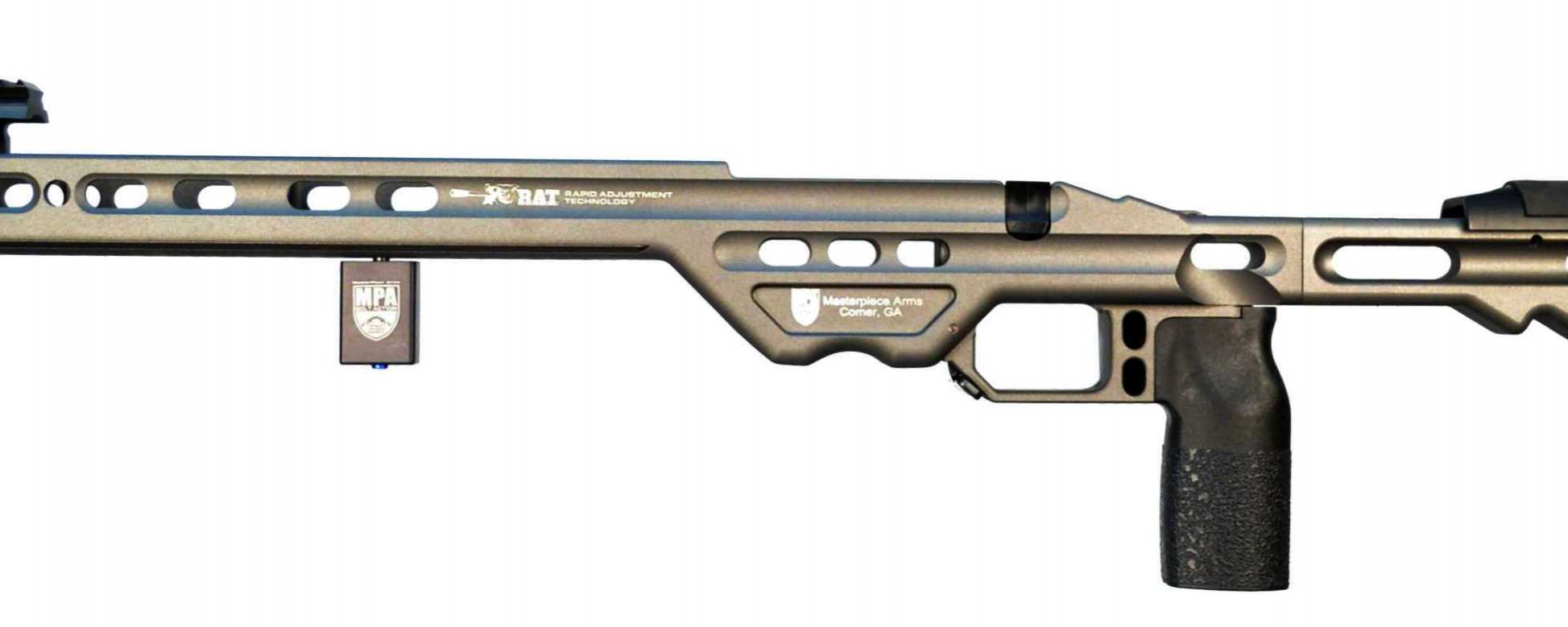 MasterPiece Arms (MPA) Named Official Chassis of the 2019 Precision Rifle Series (PRS) Season for Third Consecutive Year