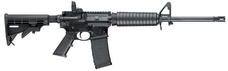 Smith & Wesson, M&P 15 Sport II, Semi-Automatic Rifle, AR-15, 5.56 NATO, 16″ Barrel, B