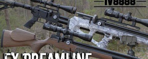 FX Dreamline Modular Air Rifle