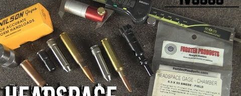 Firearms Facts: Headspace