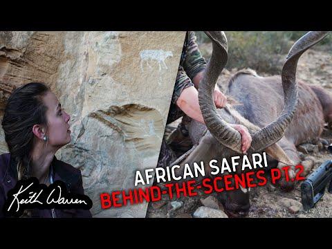 Behind the Scenes African Safari Part 2 | VLOG