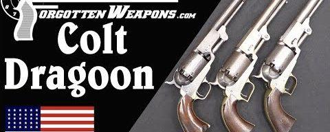 Big Iron: Development of the Colt 1848 Dragoon Revolver