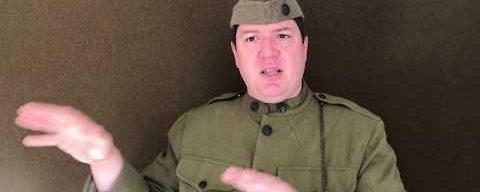 The First World War- Episode 3: American Preparedness when Involved in WW1
