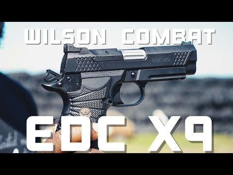 Wilson Combat EDC X9 | First Mag Review