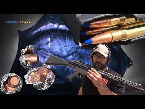 Evil Black Rifles VS 308 Norma BondStrike
