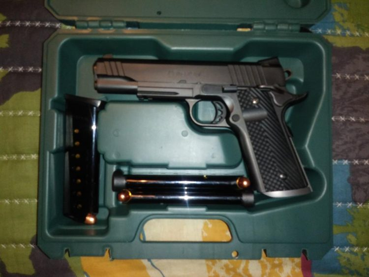 For Sale: Para Black-ops 1911 in 45 acp. No mars or scratches or holster wear. Asling $875 will ship