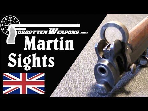 Britain's Tubeless WW1 Sniper Optics: Martin Galilean Sight