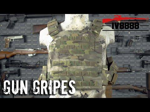 """Gun Gripes #208: """"Body Armor Ban"""""""