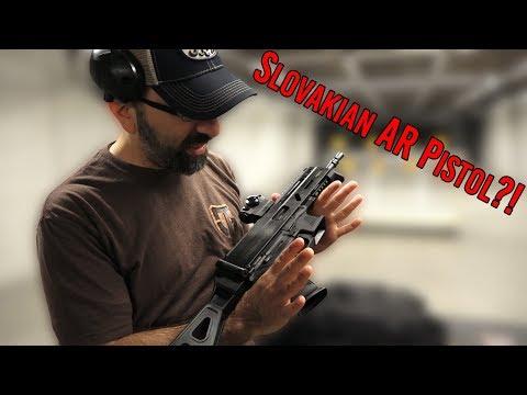 Stribog SP9A1 | Review