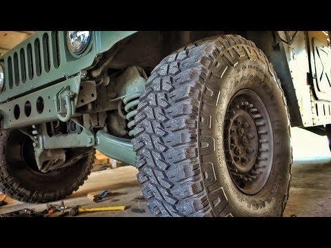 Ripping Apart My Humvee…