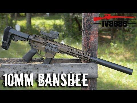 CMMG Banshee 10mm