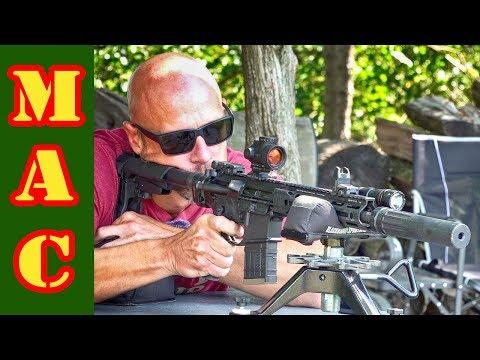 300 Blackout Rattler vs. DD AR15 in 300BLK- a versatile caliber or useless? With MrGunsnGear