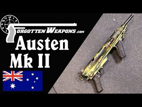 Too Late and Not Much Better: the Austen Mk II SMG