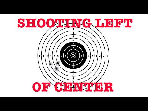 Shooting Left of Center Podcast (12SEP19)