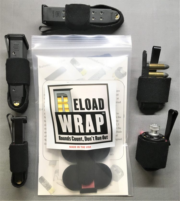 Reload Wrap Universal concealed carrier (For Magazines,Speedloaders, and Speed Strips) 15% off disco